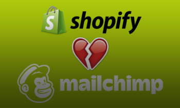 Mailchimp and Shopify